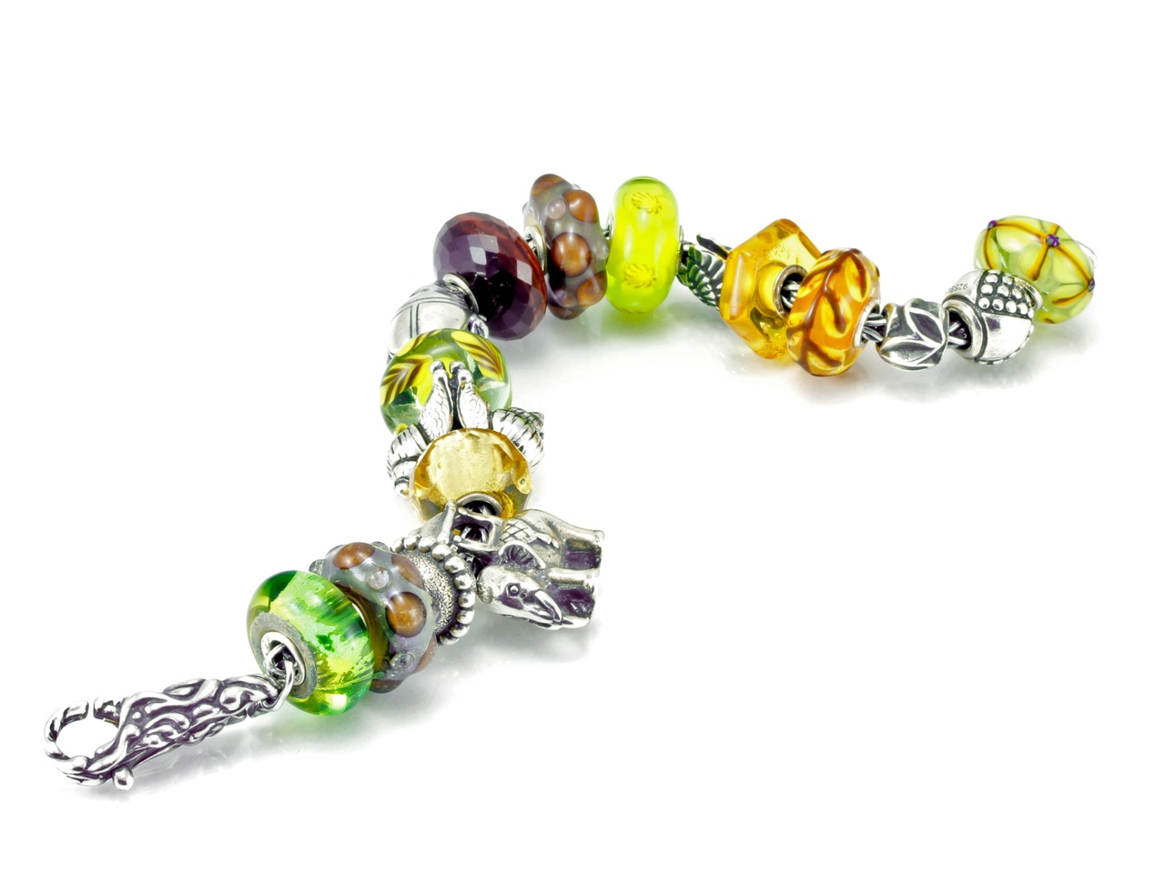 Trollbeads Tuesday Bracelet Robert Gatward Jewellers