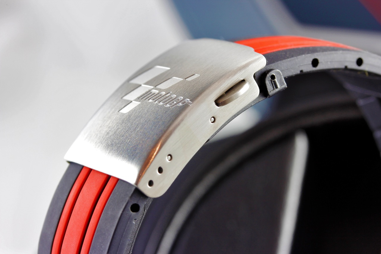 Tissot MotoGP Watch Clasp Close
