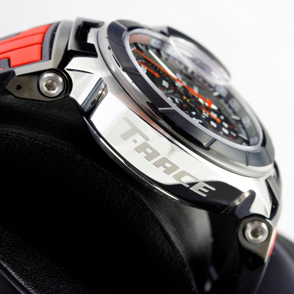 Tissot MotoGP Watch Side Close