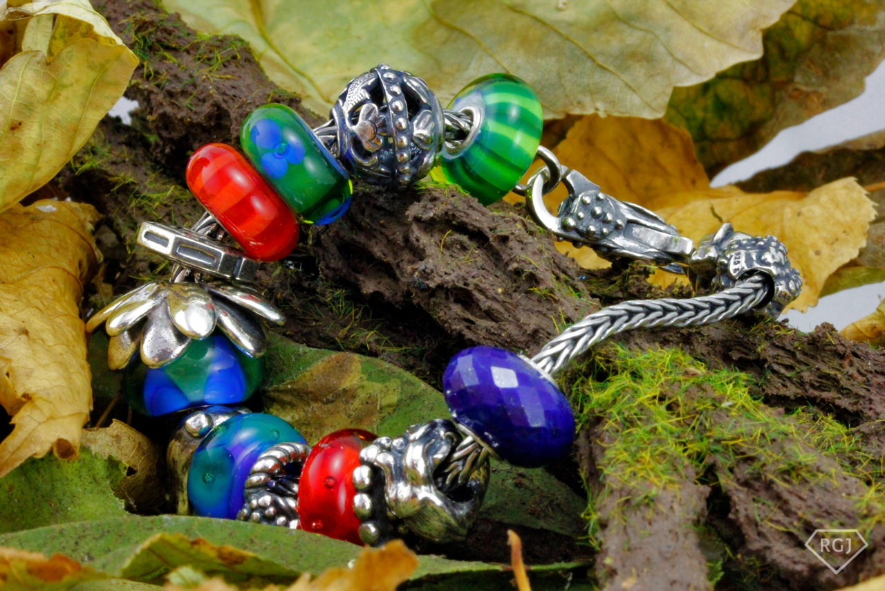 Trollbeads Now Collection 7