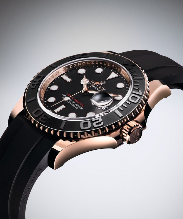 Rolex Yacht Master Rose Gold