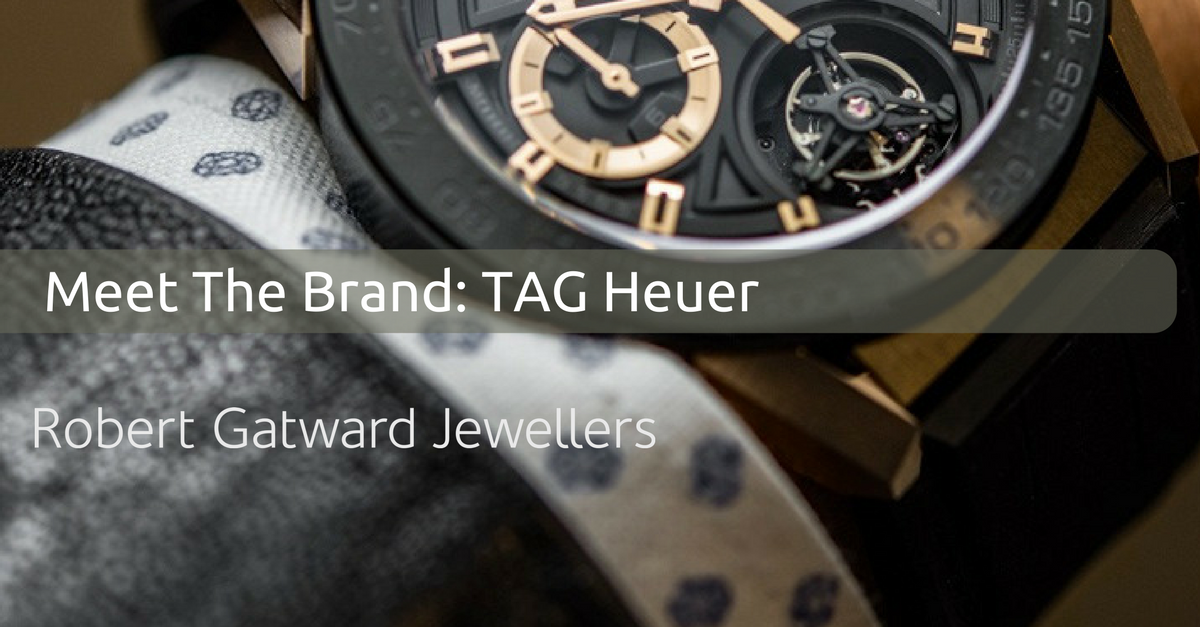 Meet The Brand - TAG Heuer. Photo credit: Unsplash.com