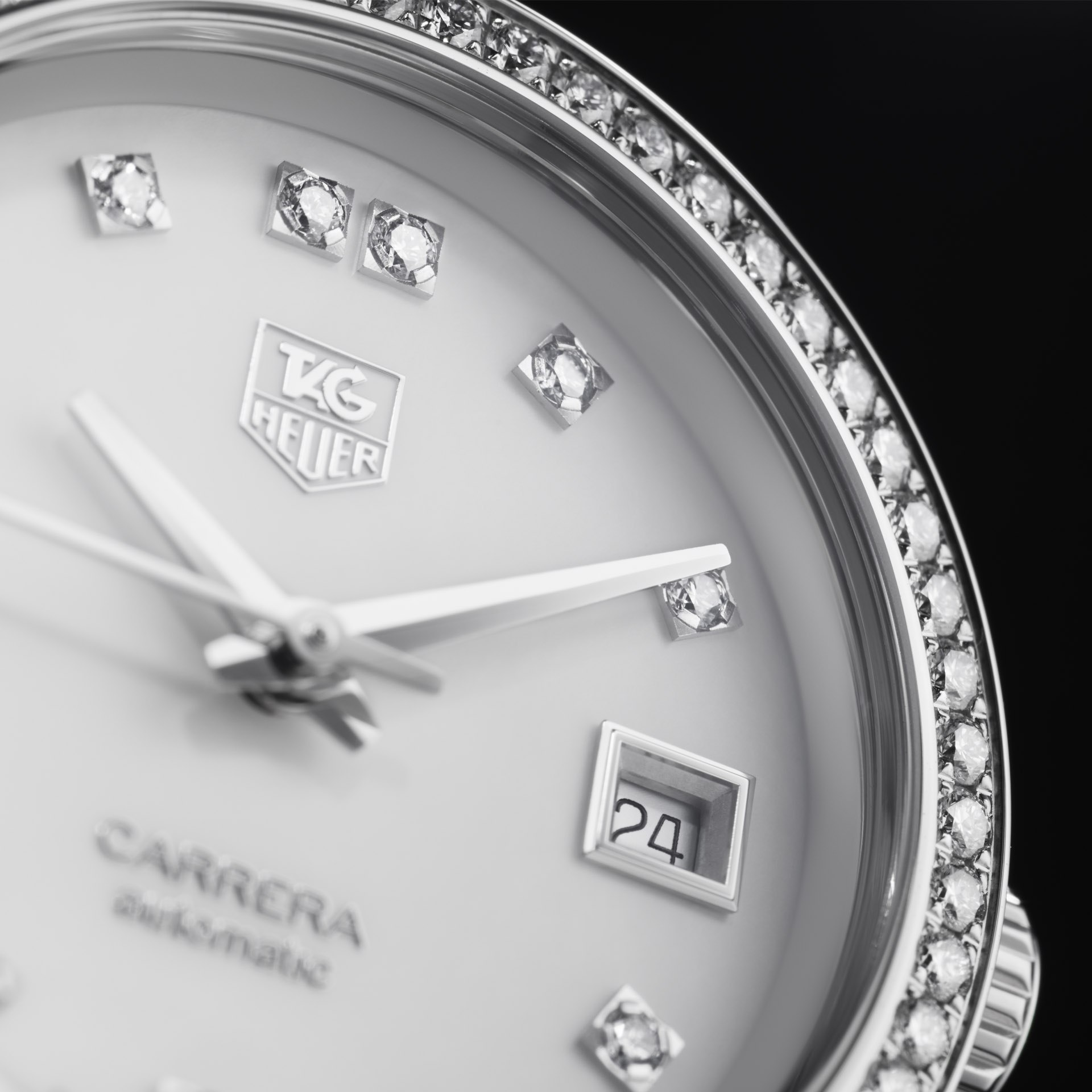 A TAG Heuer ladies Carrera watch