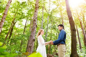10 informal wedding ideas for low-key couples