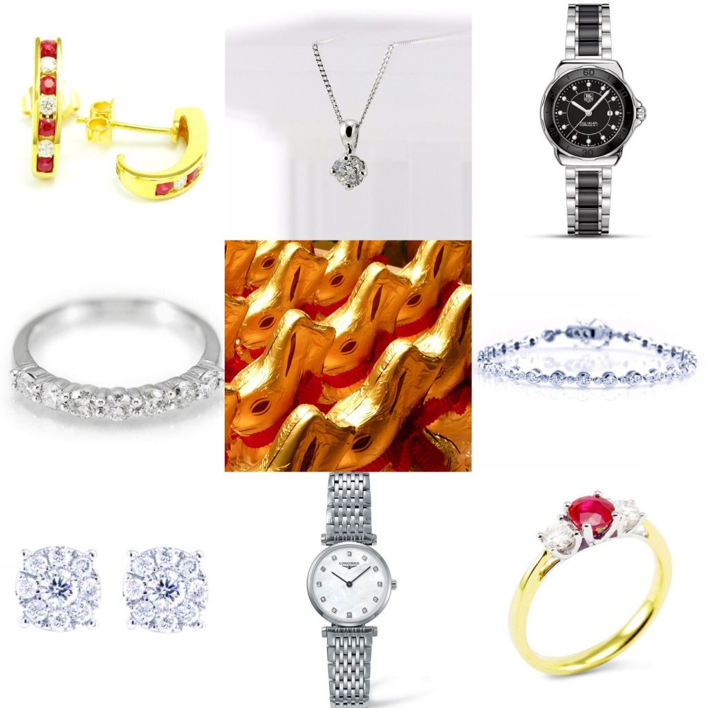 Easter Gift Guide Ladies - £800+