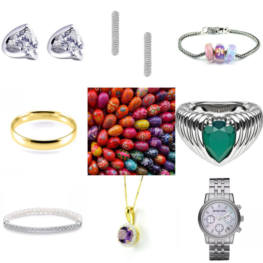 Easter Gift Guide Ladies £100 - £300