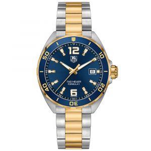 TAG Heuer Formula 1 Yellow and Steel Gents Watch WAZ1120.BB0879