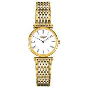 Longines Ladies Two-Tone La Grande Classique Watch L42092117