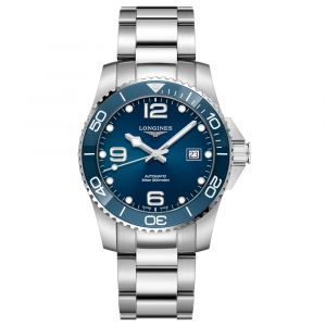 Longines HydroConquest 41mm Stainless Steel Blue Dial Automatic Gents Watch L37814966