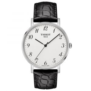 Tissot T-Classic Everytime Medium Silver Dial Watch T1094101603200