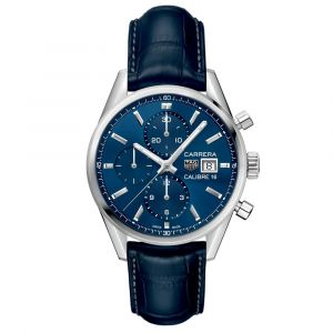 TAG Heuer Carrera Chronograph Stainless Steel Automatic Watch CBK2112.FC6292