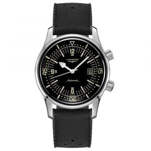 Longines Heritage Legend Diver 42mm Stainless Steel Automatic Watch L37744509