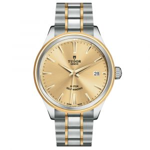 Tudor Style Swiss Automatic 38mm Watch M12503-0001 SPECIAL