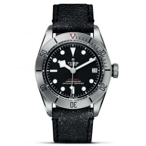 Tudor Heritage Black Bay 41mm Black Dial Stainless Steel Automatic Gents Watch M79730-0003