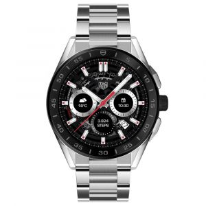 TAG Heuer Connected 2020 45mm Stainless Steel Smart Watch SBG8A10.BA0646