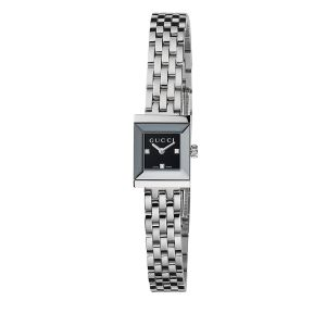 Gucci G-Frame Diamond Watch YA128507