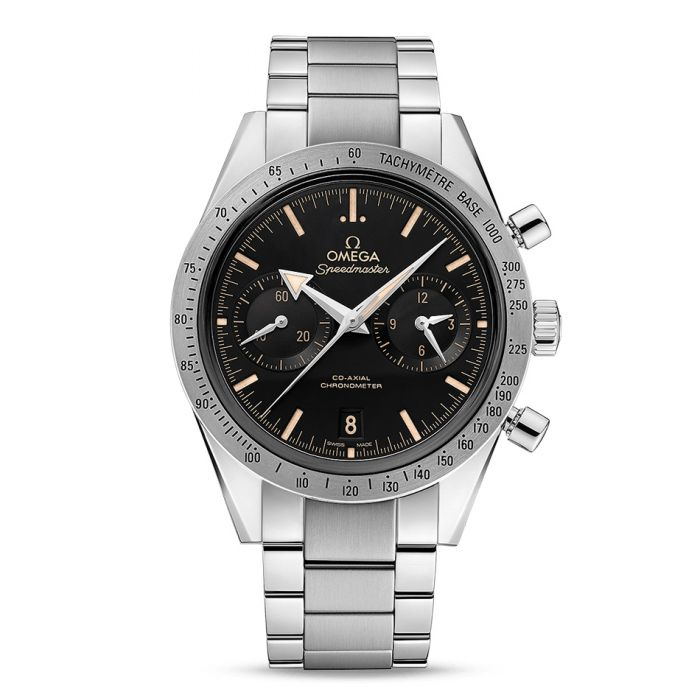 Omega Speedmaster '57 Co-Axial Chronograph Stainless Steel Watch O33110425101002
