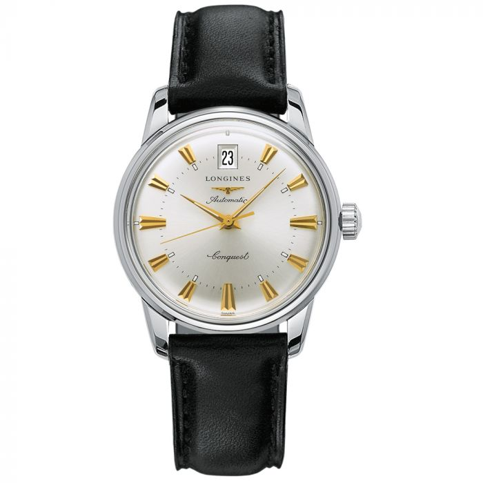 Longines Gents Heritage Conquest 35mm Watch L16114752