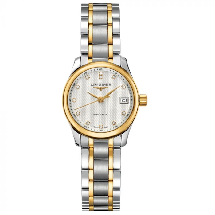 Longines Master Collection Two Tone Ladies Watch L21285777 SPECIAL