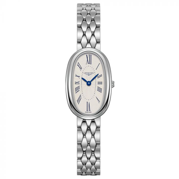 Longines Symphonette Stainless Steel Ladies Watch L23054716 SPECIAL