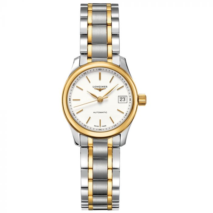 Longines Ladies Master Collection Steel And Yellow Gold Automatic Watch L21285127 SPECIAL