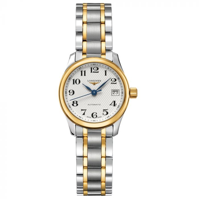 Longines Ladies Master Collection Stainless Steel Watch L21285787