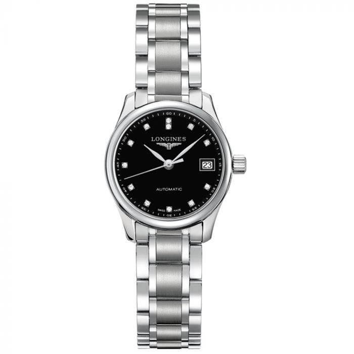 Longines Ladies Master Collection Stainless Steel Watch L21284576 SPECIAL