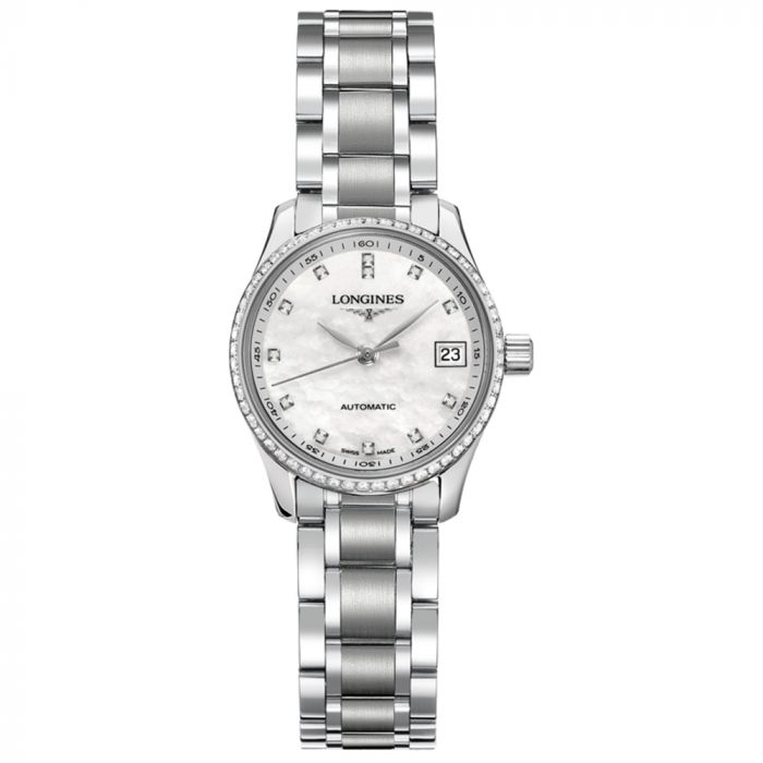 Longines Ladies Master Collection Stainless Steel Watch L21280876 SPECIAL