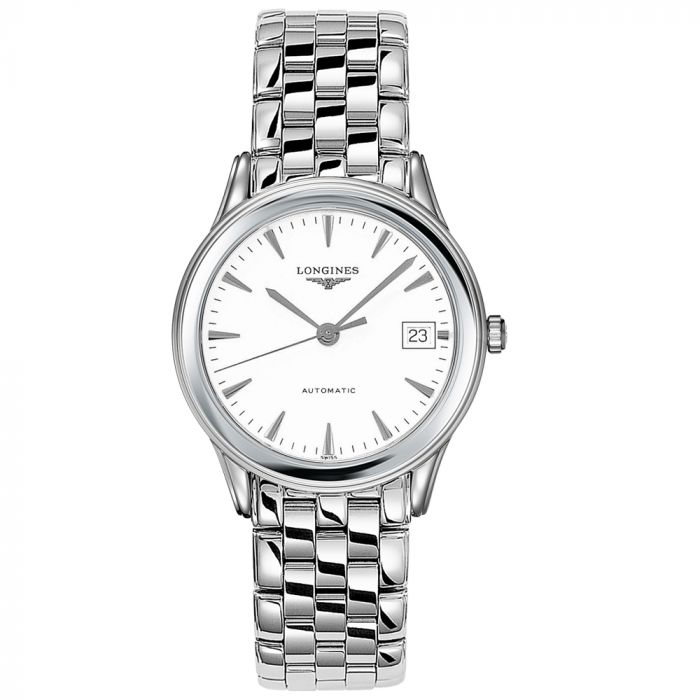 Longines Flagship Stainless Steel 36mm Automatic Watch L47744126 SPECIAL