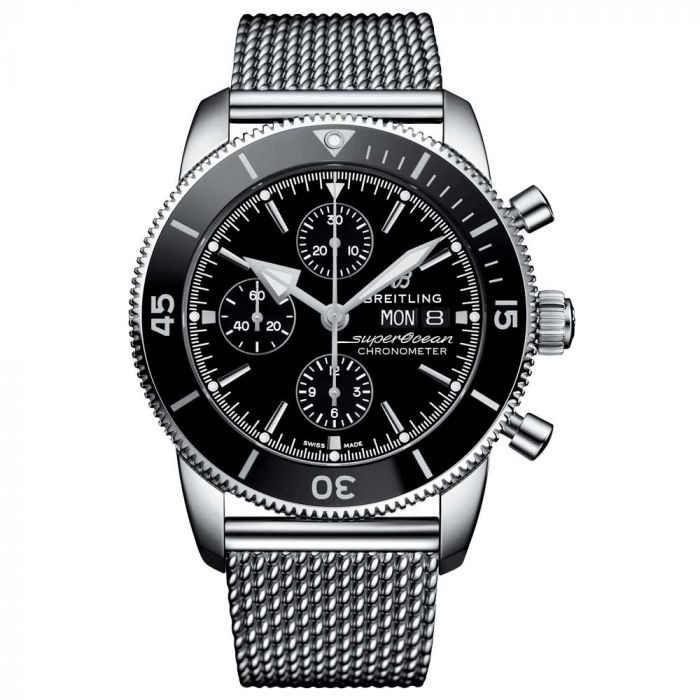 Breitling Gents Superocean Heritage II Chronograph Watch A13313121B1A1