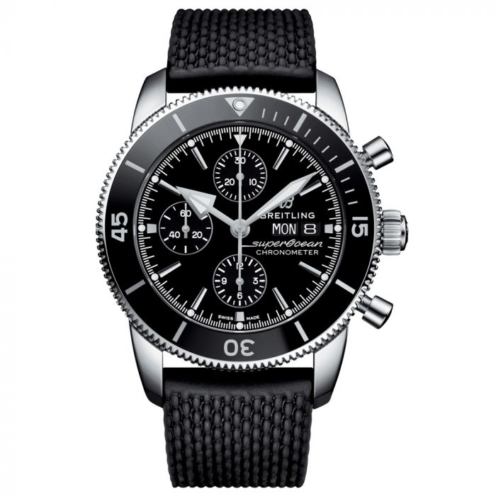 Breitling Gents Superocean Heritage II Chronograph Watch  A13313121B1S1