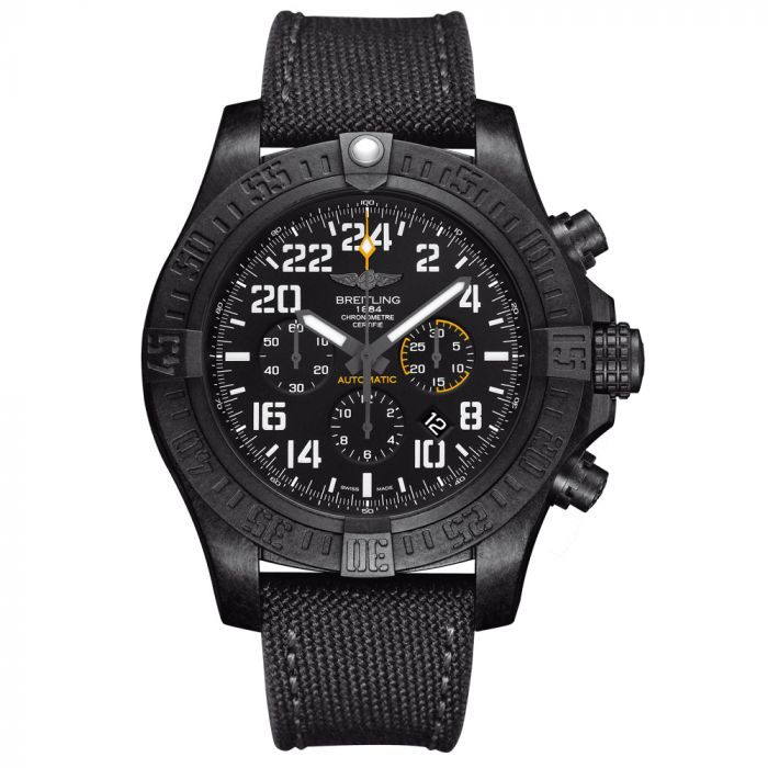 Breitling Gents Limited Edition Avenger Hurricane Chronograph Watch XB1210E4/BE89