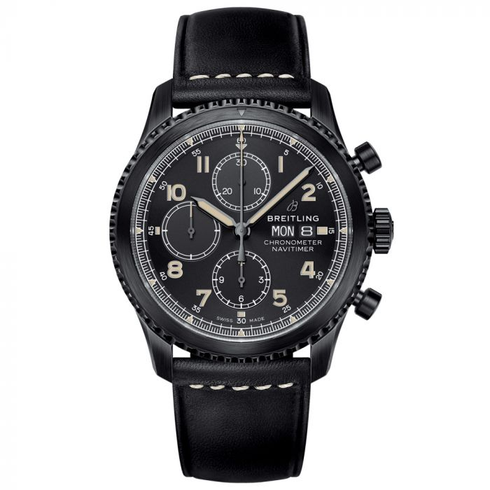 Breitling Gents Navitimer 8 Automatic Stainless Steel Watch M13314101B1X1