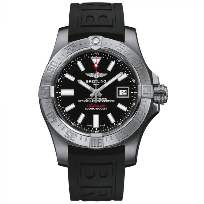 Breitling Gents Avenger II Seawolf Automatic Stainless Steel Watch A1733110/BC30/153S