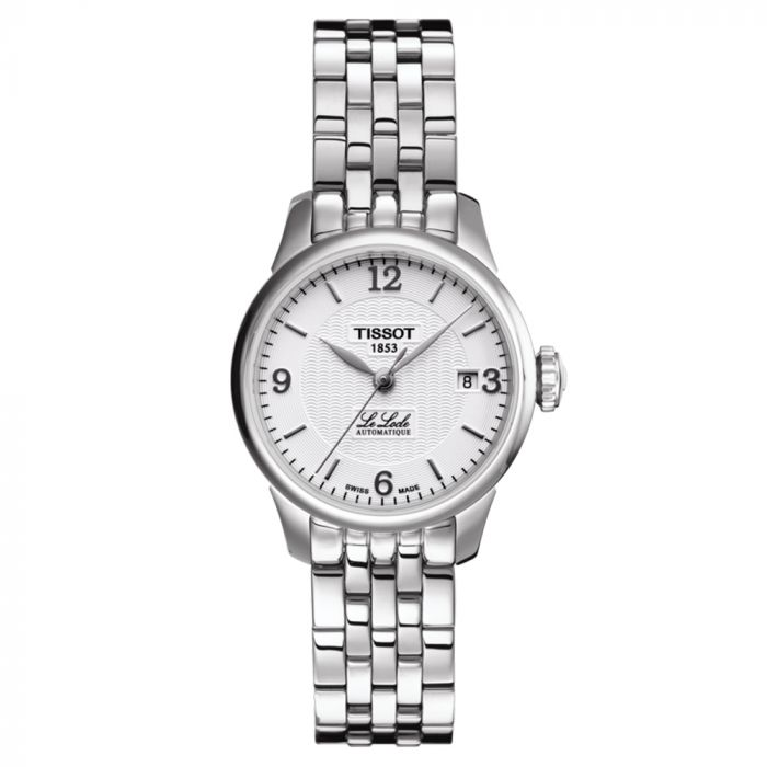 Tissot T-Classic Le Locle Automatic Lady Stainless Steel Watch T41118334
