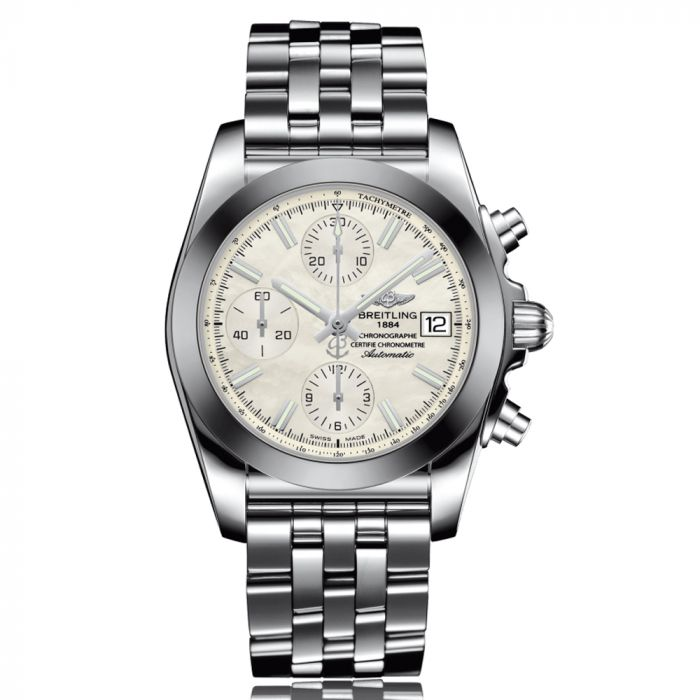 Breitling Chronomat Stainless Steel Watch W1331012/A774/385A SPECIAL