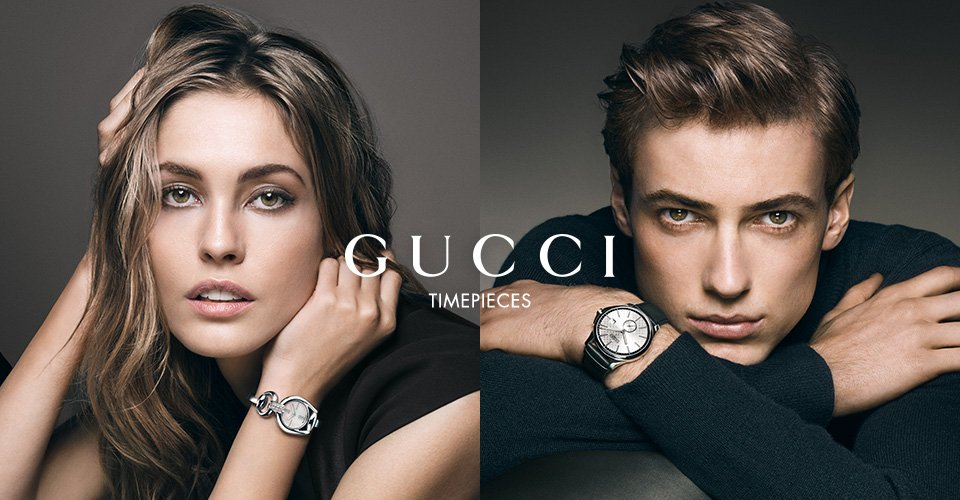 Gucci Watches and Jewellery