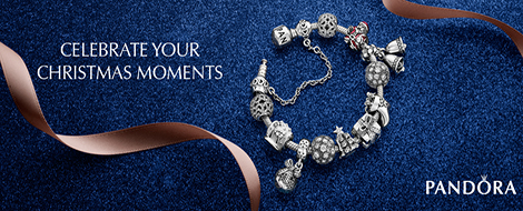 Pandora Christmas Collection 2014