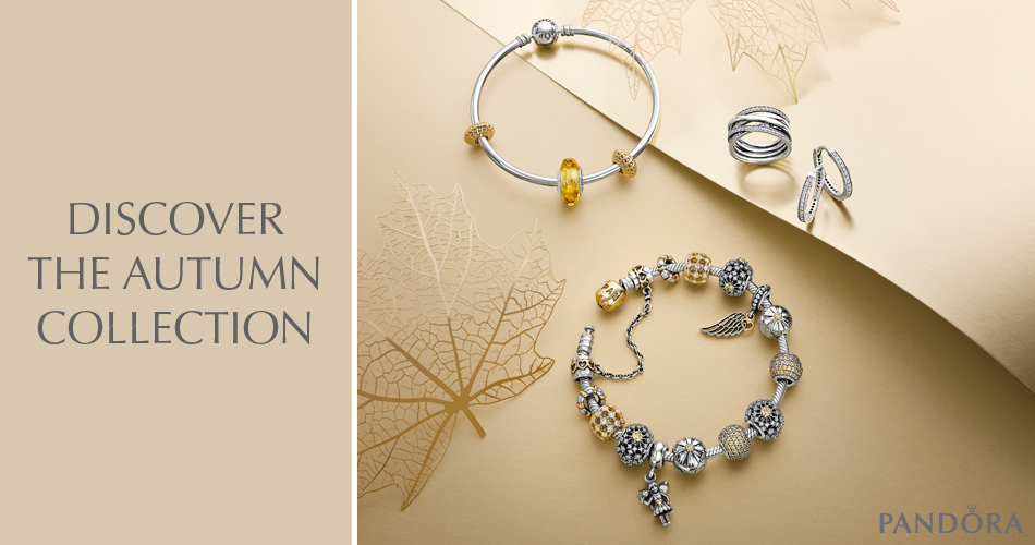Pandora Autumn Collection 2014 - Robert Gatward Jewellers