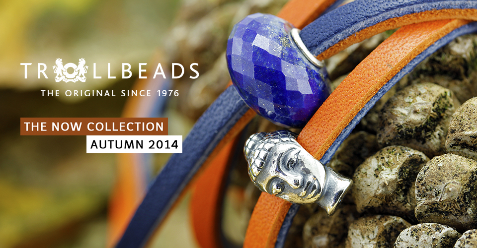 Trollbeads Autumn Collection 2014