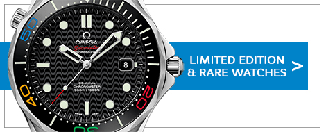 View Limited Edition Watches Here