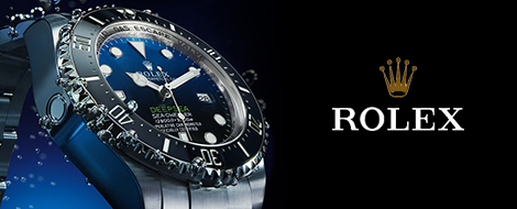 Rolex at Robert Gatward Jewellers